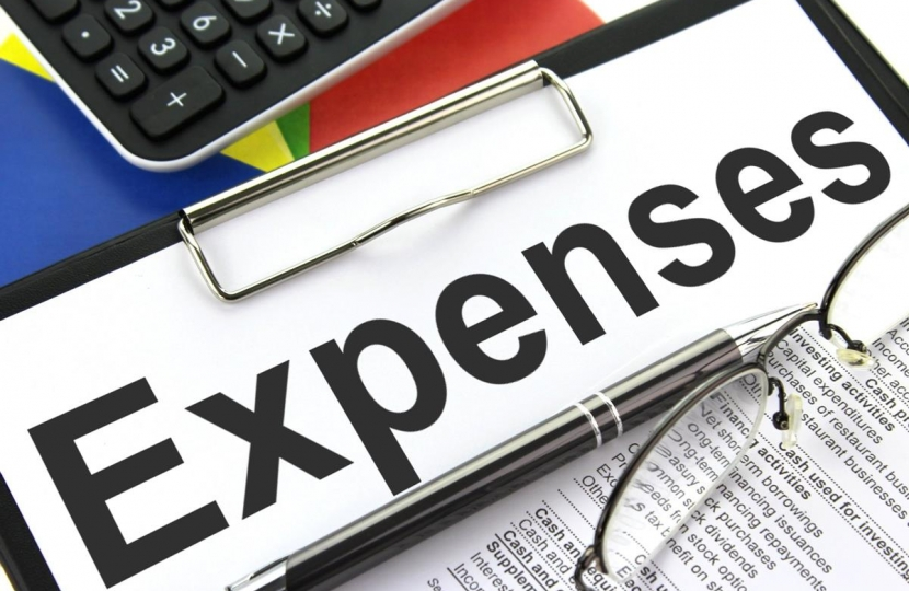 Expenses image