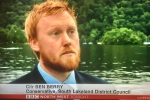 Cllr Ben Berry appeared on BBC Northwest Tonight last month