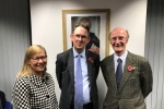 Paul Maynard MP open new Westmorland and Lonsdale Conservative Association office in Kendal